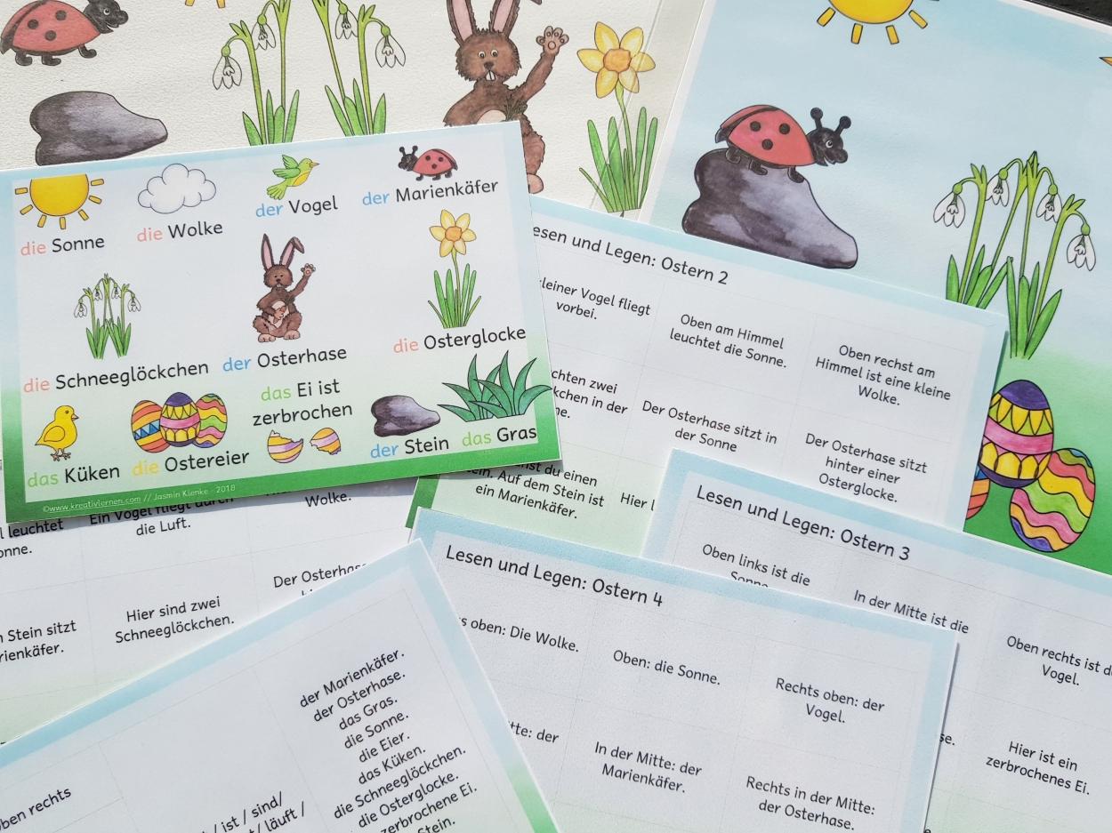 Gestalte mit deinen Schülern ein Wortschatzbild um ihren Wortschatz zu vergrößern und spielerisch an den Themen freies Sprechen und kreatives Schreiben zu arbeiten.