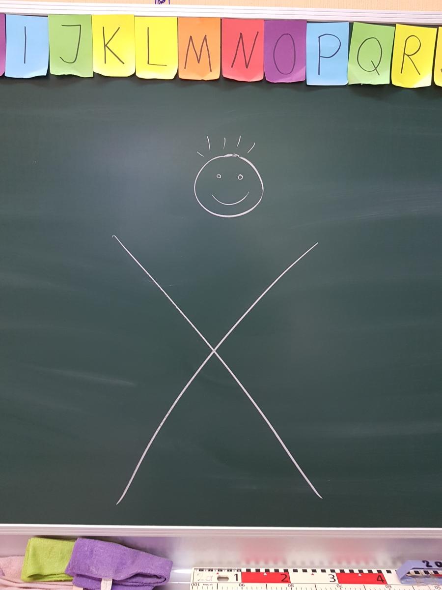 Zu Besuch bei Mister X
